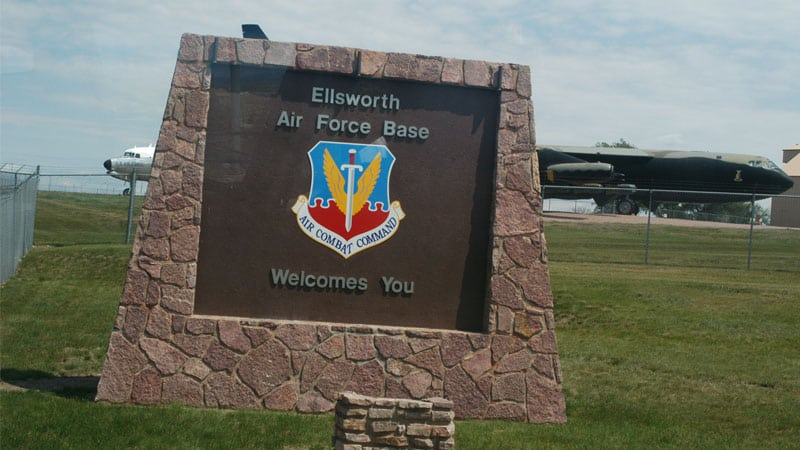 Ellsworth Air Force Base Health Department