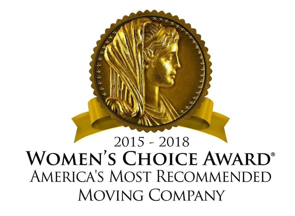 Allied Van Lines Women's Choice Award