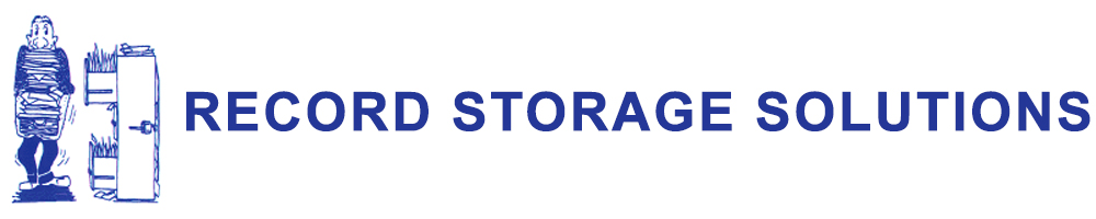 Record Storage Solutions Logo